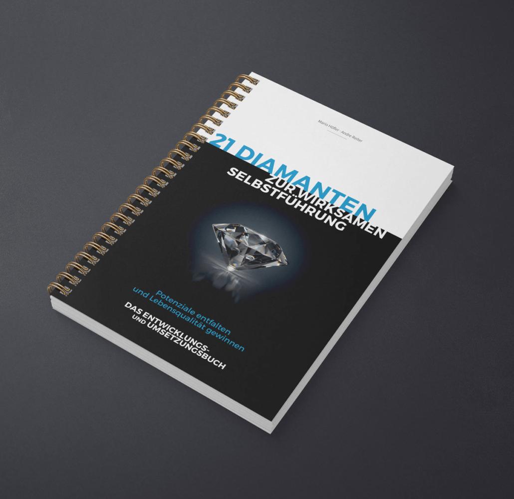 Buch 21 Diamanten Selbstführung